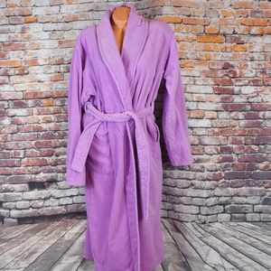 Victorias Secret Medium Large Long Full Lgth Robe